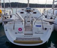 Yacht Elan 344 Impression available for charter in YC Marina