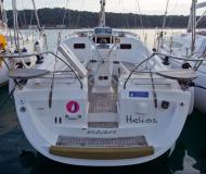 Segelyacht Elan 344 Impression chartern in YC Marina