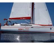Yacht Elan 350 for rent in Marina Kornati