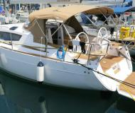 Yacht Elan 354 Impression available for charter in Marina Tankerkomerc