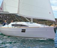 Segelyacht Elan 35 Impression Yachtcharter in YC Marina