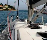 Yacht Elan 38 available for charter in Porto San Rocco Marina