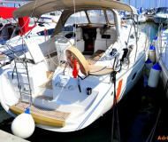 Segelyacht Elan 384 Impression Yachtcharter in Izola