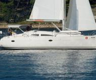 Sail boat Elan 384 Impression available for charter in Marina Seget Donji