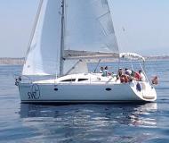 Elan 384 Impression Segelyacht Charter Lagos
