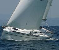 Yacht Elan 40 for rent in Genoa Harbour