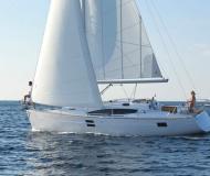 Segelboot Elan 40 Yachtcharter in Real Club Nautico de Vigo