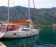 Sailing yacht Elan 40 Impression for rent in Barska Marina