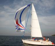 Segelyacht Elan 431 chartern in Marina Kastela