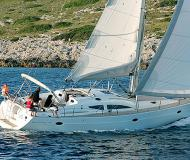 Sail boat Elan 434 Impression available for charter in San Vincenzo