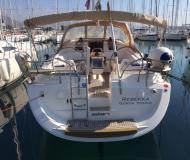 Segelyacht Elan 434 Impression Yachtcharter in Marina Barska