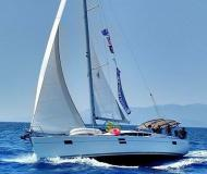 Sail boat Elan 444 Impression for hire in Lefkas