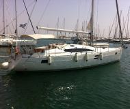 Segelboot Elan 444 Impression Yachtcharter in Marina Alimos Kalamaki