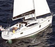 Yacht Elan 444 Impression available for charter in Biograd na Moru
