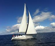 Sailing boat Elan 45 for charter in Marina Kastela