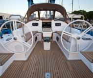 Sailing yacht Elan 45 Impression available for charter in Marina Seget Donji