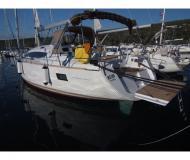 Segelboot Elan 45 Impression Yachtcharter in Krk