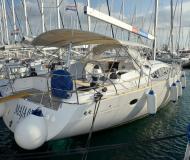 Segelyacht Elan 514 Impression Yachtcharter in Biograd na Moru