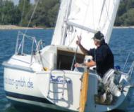 Feeling 226 Sailboat Charters Germany