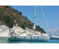 Sailing yacht Feeling 39 for rent in Lefkas Marina