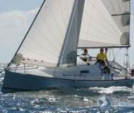 Segelboot First 27.7 Yachtcharter in Kortgene