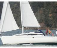 Sail boat Beneteau 285 for charter in Bay of Islands Marina