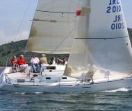 Sailing yacht First 31.7 for rent in La Trinite sur Mer