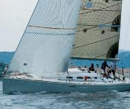 Segelboot First 40.7 chartern in Marina di Sant Elmo