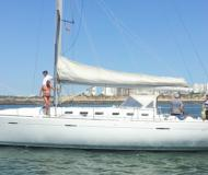 Sailing yacht First 47.7 for charter in Portimao