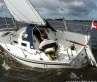 Sailing yacht Friendship 22 Free available for charter in Terkaple