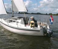 Yacht Friendship 22 Sport available for charter in Terkaple