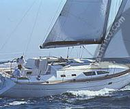 Genesi 43 Segelyacht Charter San Vincenzo