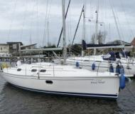 Yacht Gib Sea 33 available for charter in Lemmer