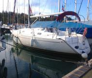 Sailing yacht Gib Sea 37 for hire in Marina Portoroz