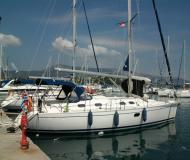 Sailing yacht Gib Sea 41 for hire in Gouvia Marina