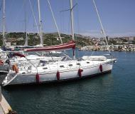 Gib Sea 43 Segelyacht Charter Piombino