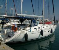 Sailing boat Gib Sea 51 available for charter in Gouvia Marina