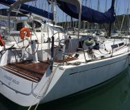 Segelyacht Grand Soleil 43 Yachtcharter in Port Pin Rolland
