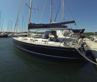 Sailing yacht Grand Soleil 45 for rent in Sibenik