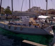 Sailing yacht Grand Soleil 45 for hire in Marina Villa Igiea