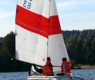 Segelyacht Gruben Sprint Yachtcharter in Absberg