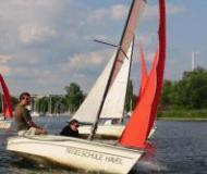 Gruben Sprint Segelboot chartern Berlin
