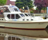 Yacht Gruno 36 Classic for hire in Yachthafen Wendenschloss