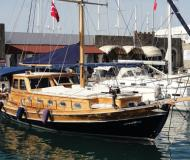Sailing yacht Gulet available for charter in Pirovac