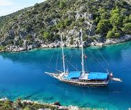 Sailing boat Gulet available for charter in Bodrum Marina Milta