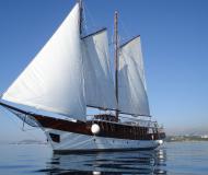 Segelyacht Gulet chartern in Stobrec