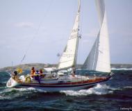 Yacht Hallberg Rassy 36 chartern in Fehmarn