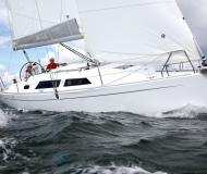 Segelboot Hanse 325 Yachtcharter in Marina Alimos Kalamaki