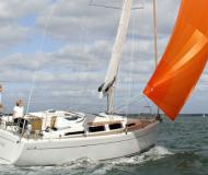 Yacht Hanse 345 for rent in Palma