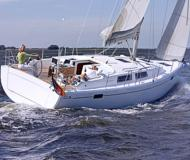 Sailing boat Hanse 385 available for charter in Port Calanova